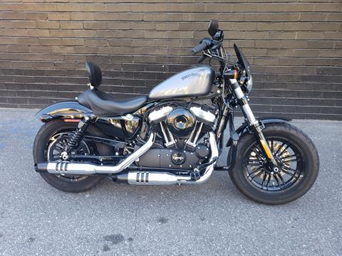 2017 Harley-Davidson Forty-Eight® in San Jose, California - Photo 1