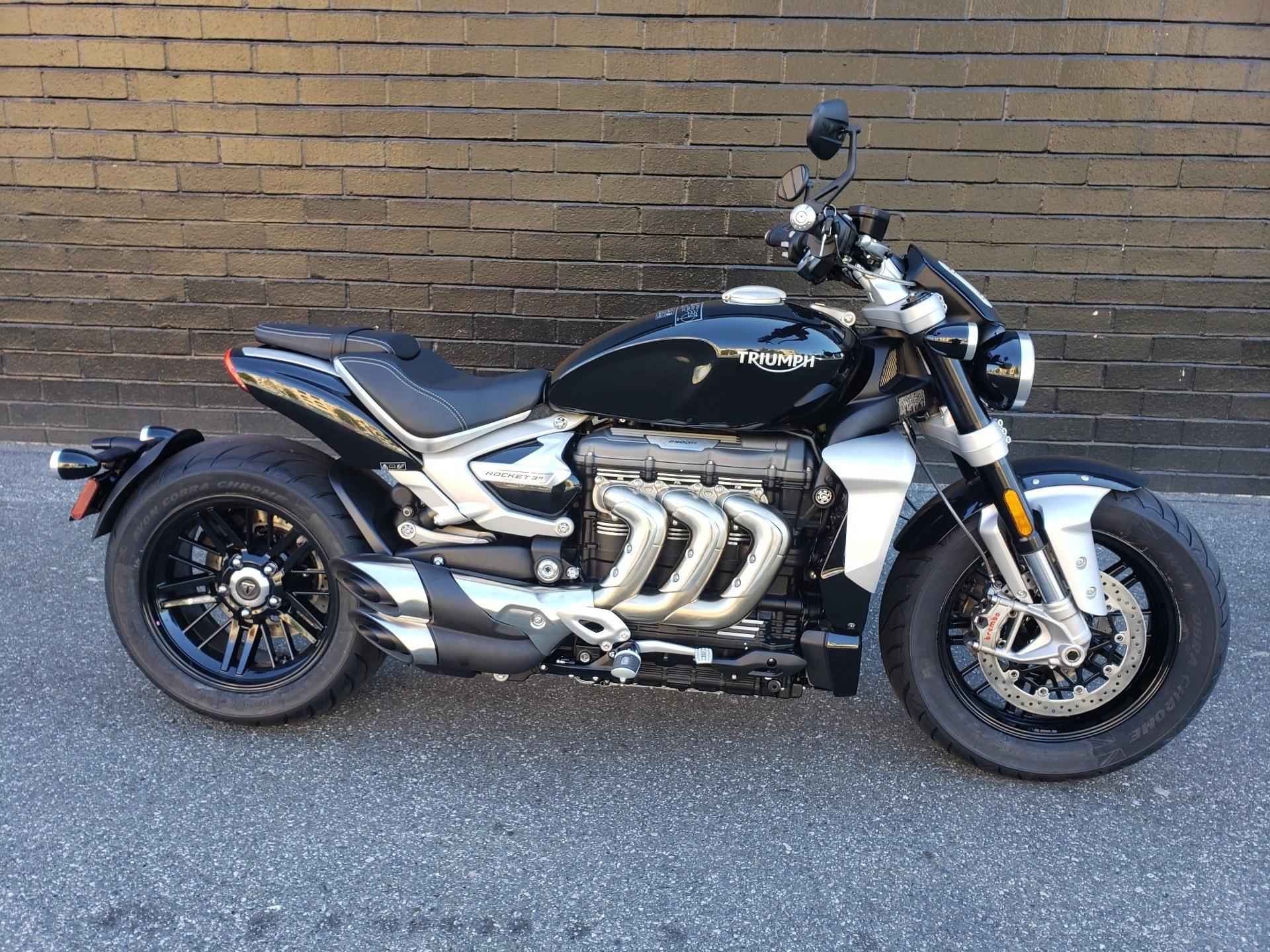 2020 Triumph Rocket 3 R in San Jose, California - Photo 1