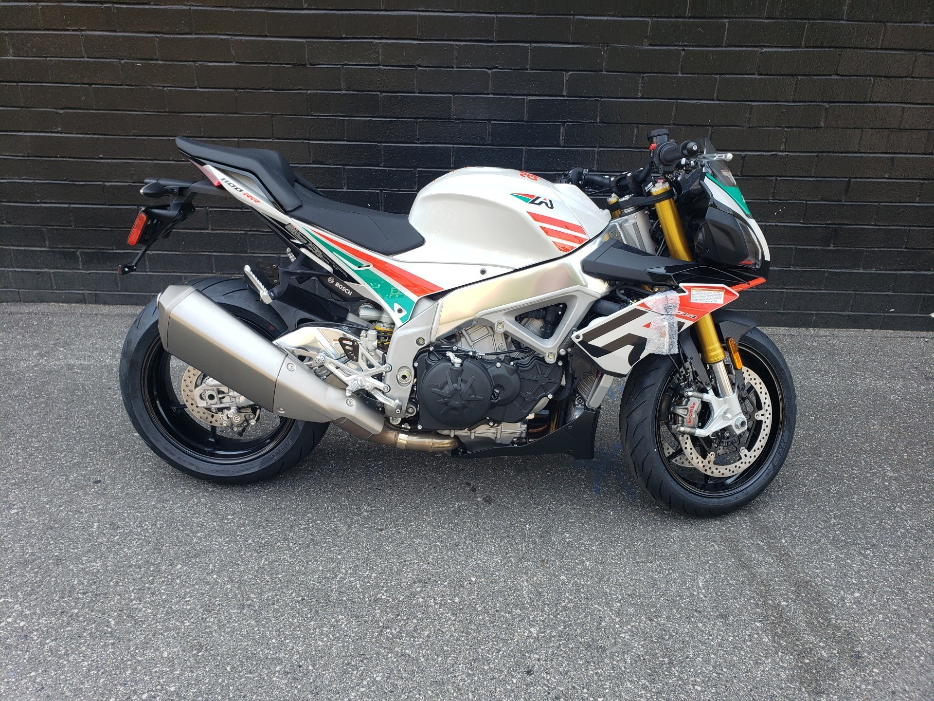 2020 Aprilia Tuono V4 1100 RR Misano Limited Edition in San Jose, California - Photo 1