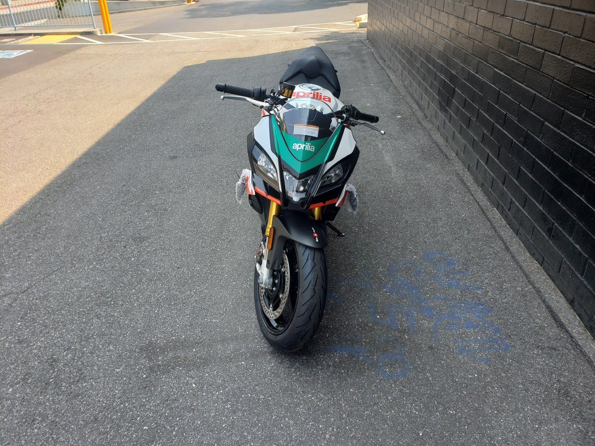 2020 Aprilia Tuono V4 1100 RR Misano Limited Edition in San Jose, California - Photo 5