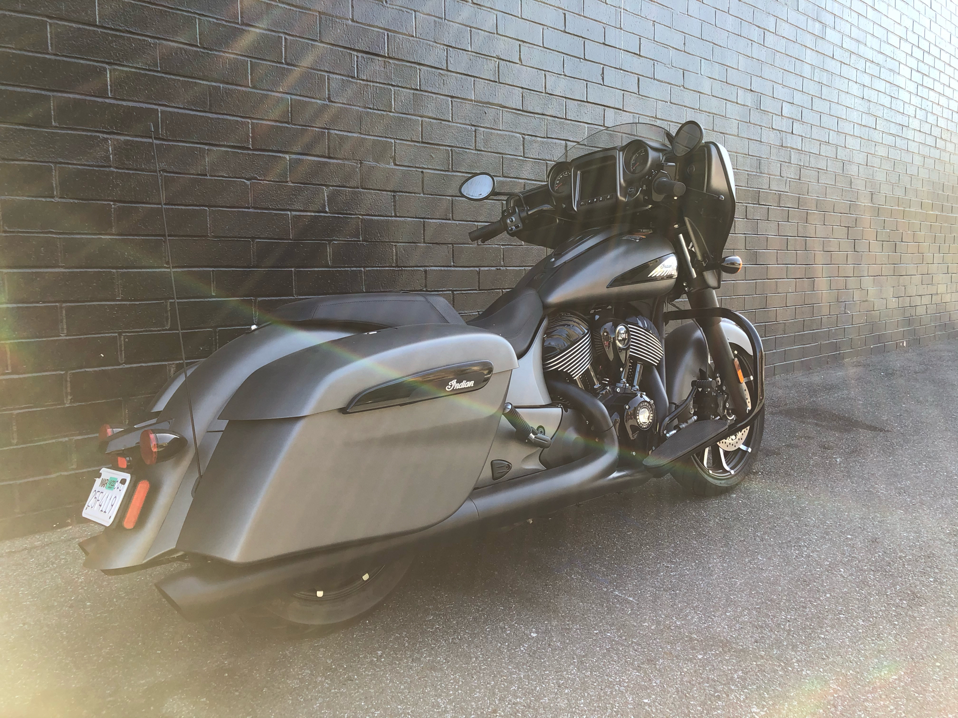2021 Indian Chieftain® Dark Horse® in San Jose, California - Photo 3
