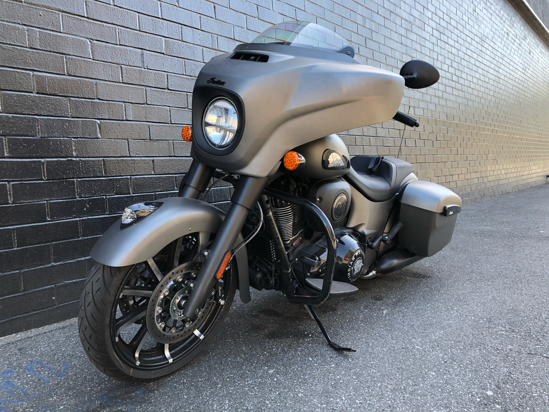 2021 Indian Chieftain® Dark Horse® in San Jose, California - Photo 6