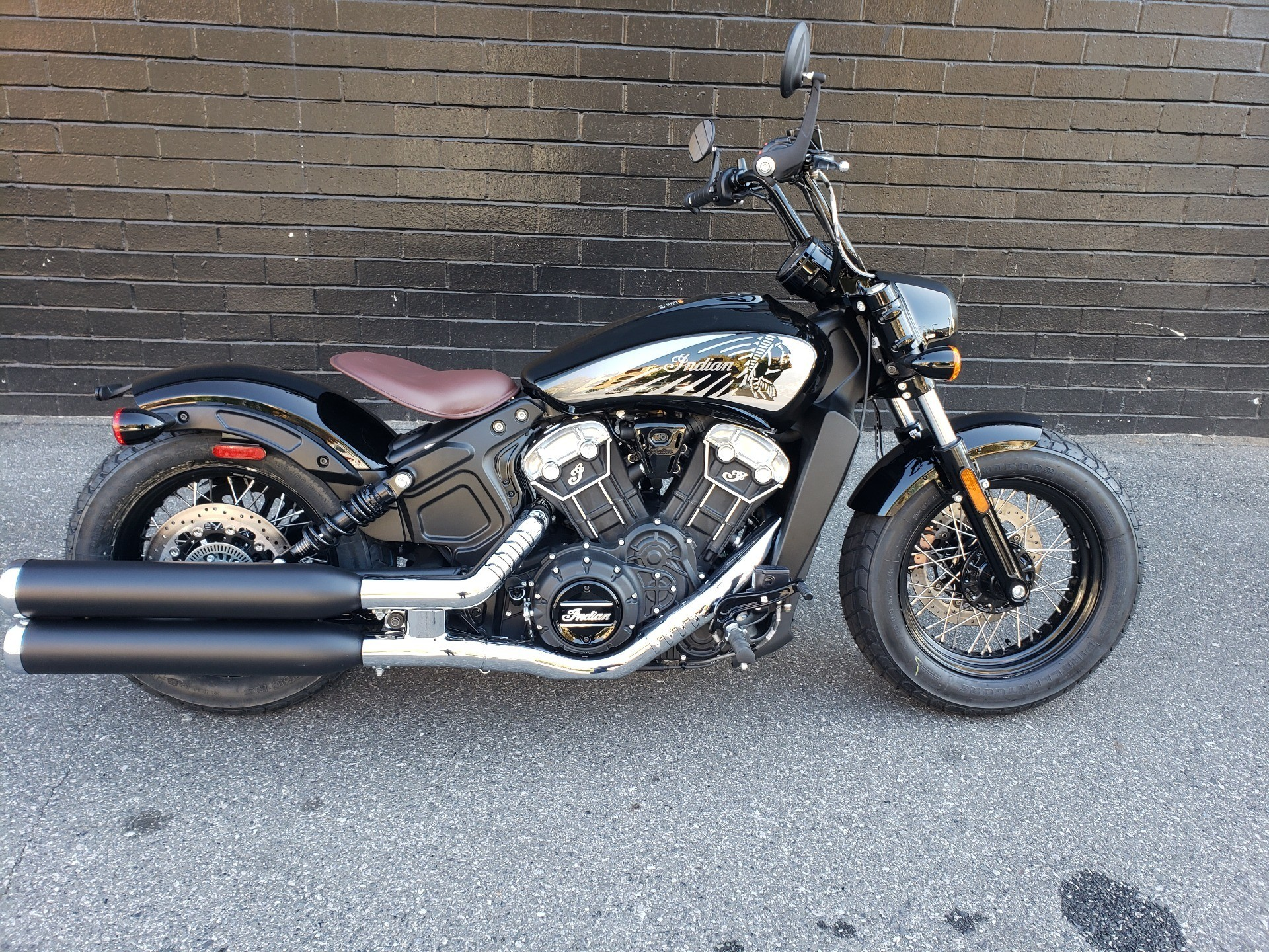 2021 Indian SCOUT BOBBER  TWENTY in San Jose, California - Photo 1