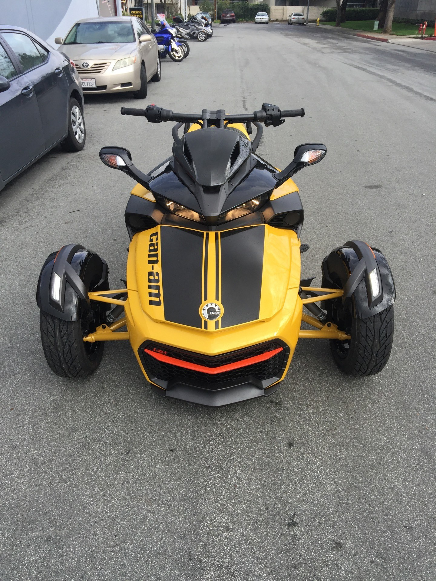 2017 Can-Am Spyder F3-S Daytona 500 SE6 in San Jose, California