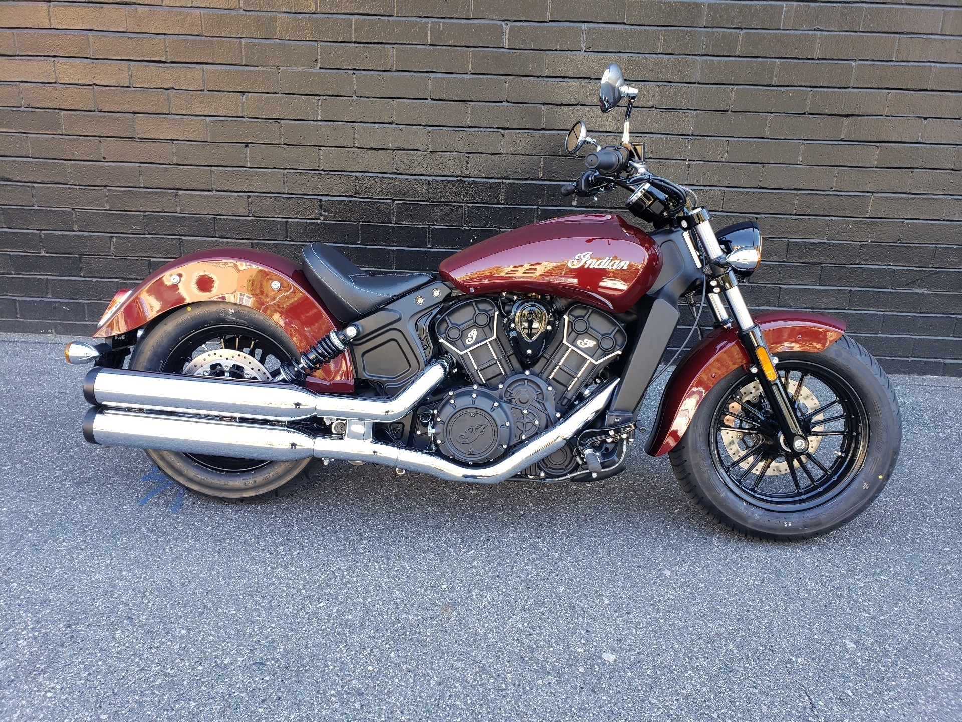 2020 Indian Scout® Sixty ABS in San Jose, California - Photo 1