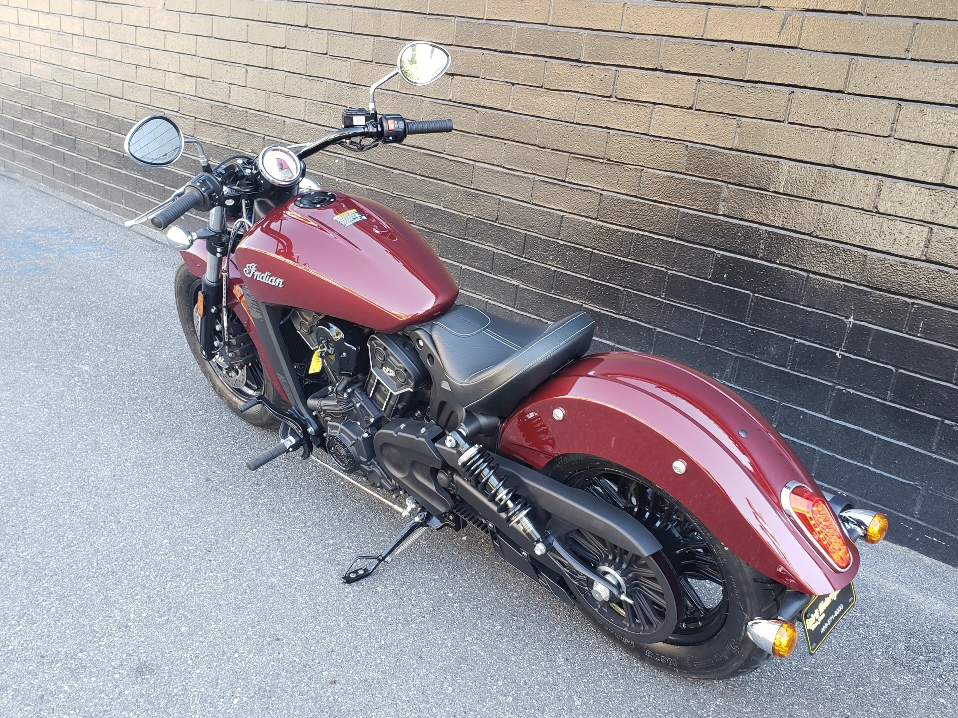 2020 Indian Scout® Sixty ABS in San Jose, California - Photo 6