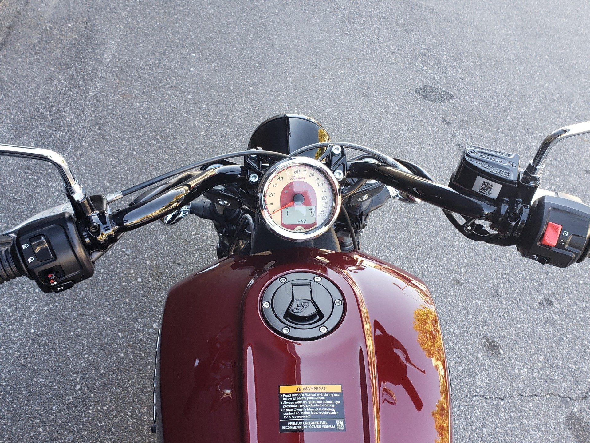 2020 Indian Scout® Sixty ABS in San Jose, California - Photo 7