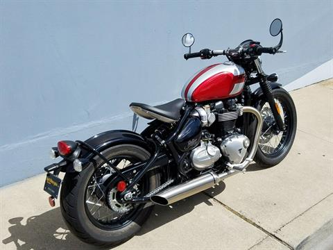 2019 Triumph Bonneville Bobber in San Jose, California - Photo 4