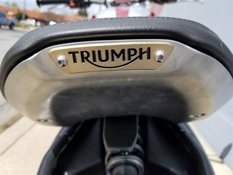 2019 Triumph Bonneville Bobber in San Jose, California - Photo 7