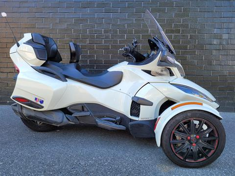 2018 Can-Am Spyder RT Limited in San Jose, California - Photo 1