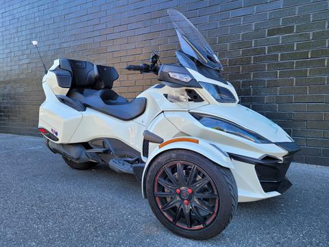 2018 Can-Am Spyder RT Limited in San Jose, California - Photo 2