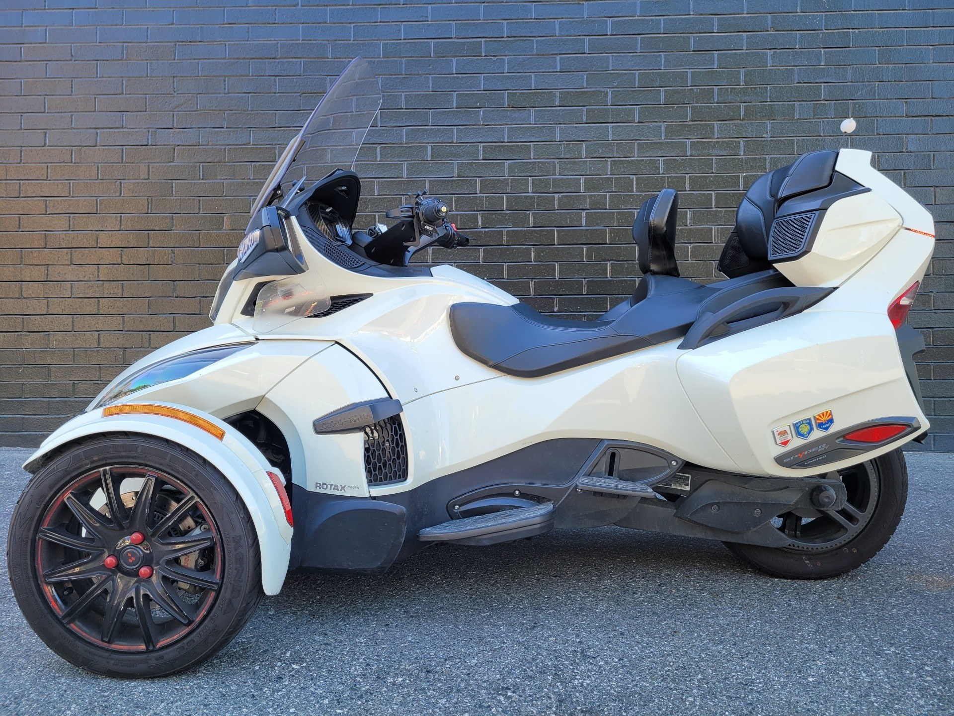 2018 Can-Am Spyder RT Limited in San Jose, California - Photo 4