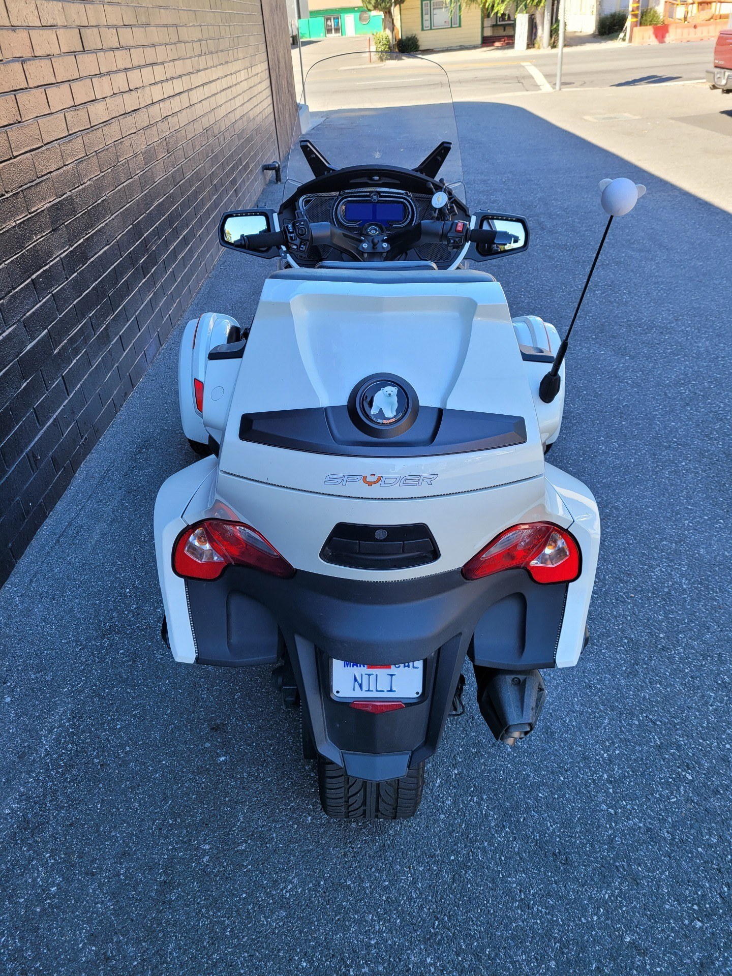2018 Can-Am Spyder RT Limited in San Jose, California - Photo 8
