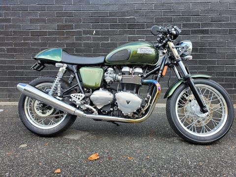 2013 Triumph Thruxton in San Jose, California - Photo 1
