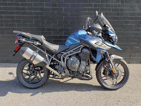 2019 Triumph Tiger 1200 XRx in San Jose, California
