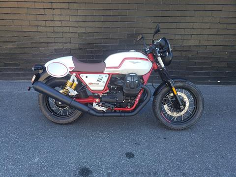 2020 Moto Guzzi V7 III Racer LE in San Jose, California - Photo 1