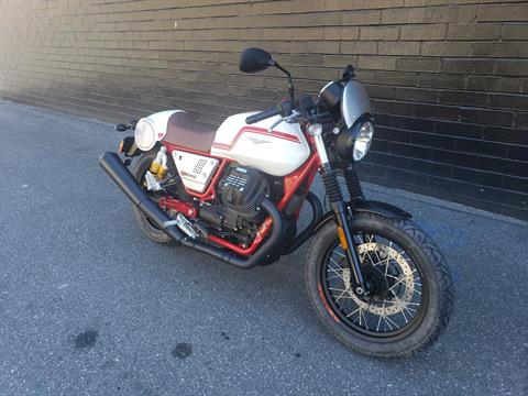 2020 Moto Guzzi V7 III Racer LE in San Jose, California - Photo 3