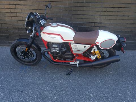 2020 Moto Guzzi V7 III Racer LE in San Jose, California - Photo 5