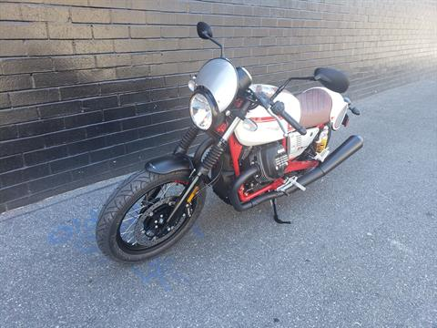 2020 Moto Guzzi V7 III Racer LE in San Jose, California - Photo 6