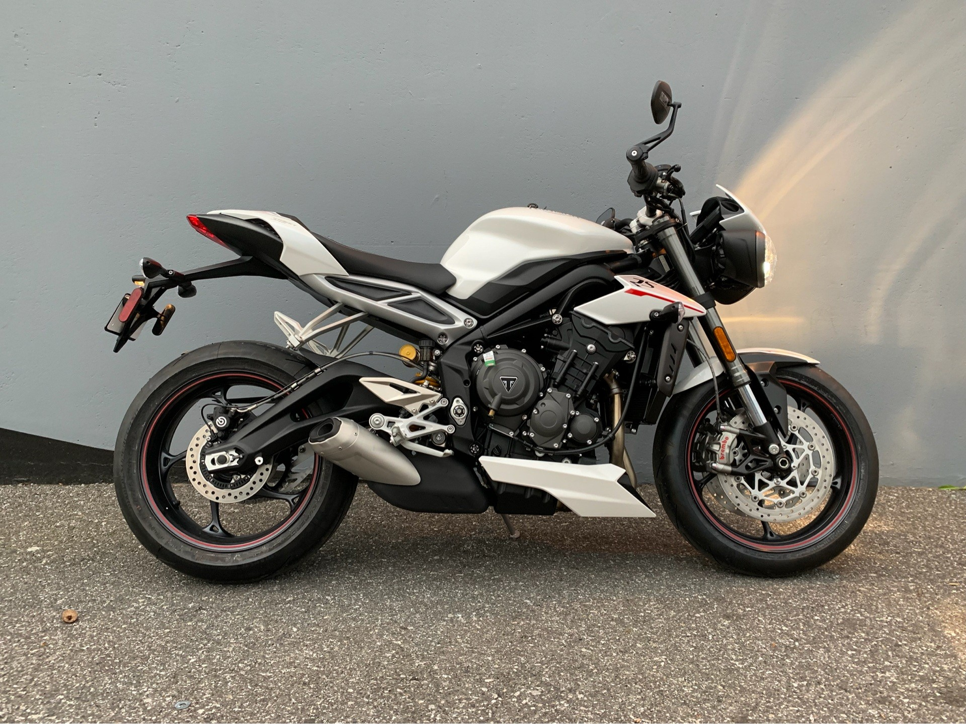 2019 Triumph Street Triple RS in San Jose, California - Photo 1