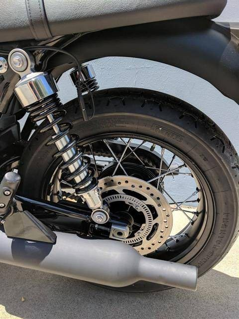 2019 Triumph Bonneville T100 Black in San Jose, California - Photo 4