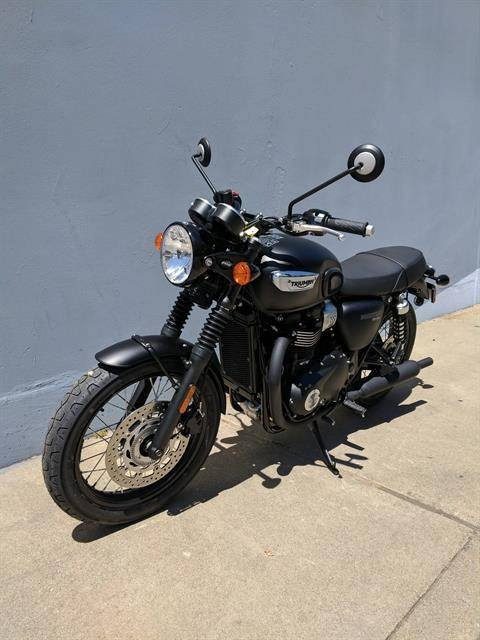 2019 Triumph Bonneville T100 Black in San Jose, California - Photo 5