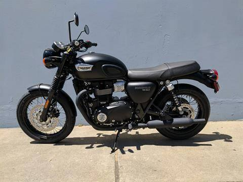 2019 Triumph Bonneville T100 Black in San Jose, California - Photo 6