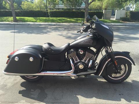 2017 Indian Chieftain Dark Horse® in San Jose, California