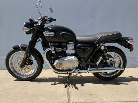 2018 Triumph Bonneville T100 in San Jose, California