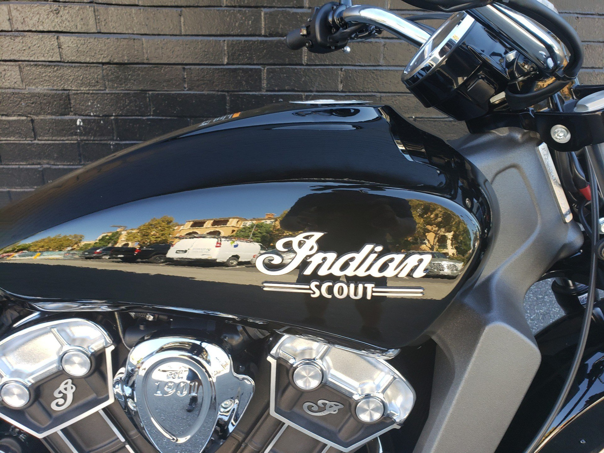 2020 Indian Scout® ABS in San Jose, California - Photo 3