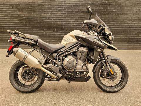 2020 Triumph Tiger 1200 Desert Edition in San Jose, California - Photo 1