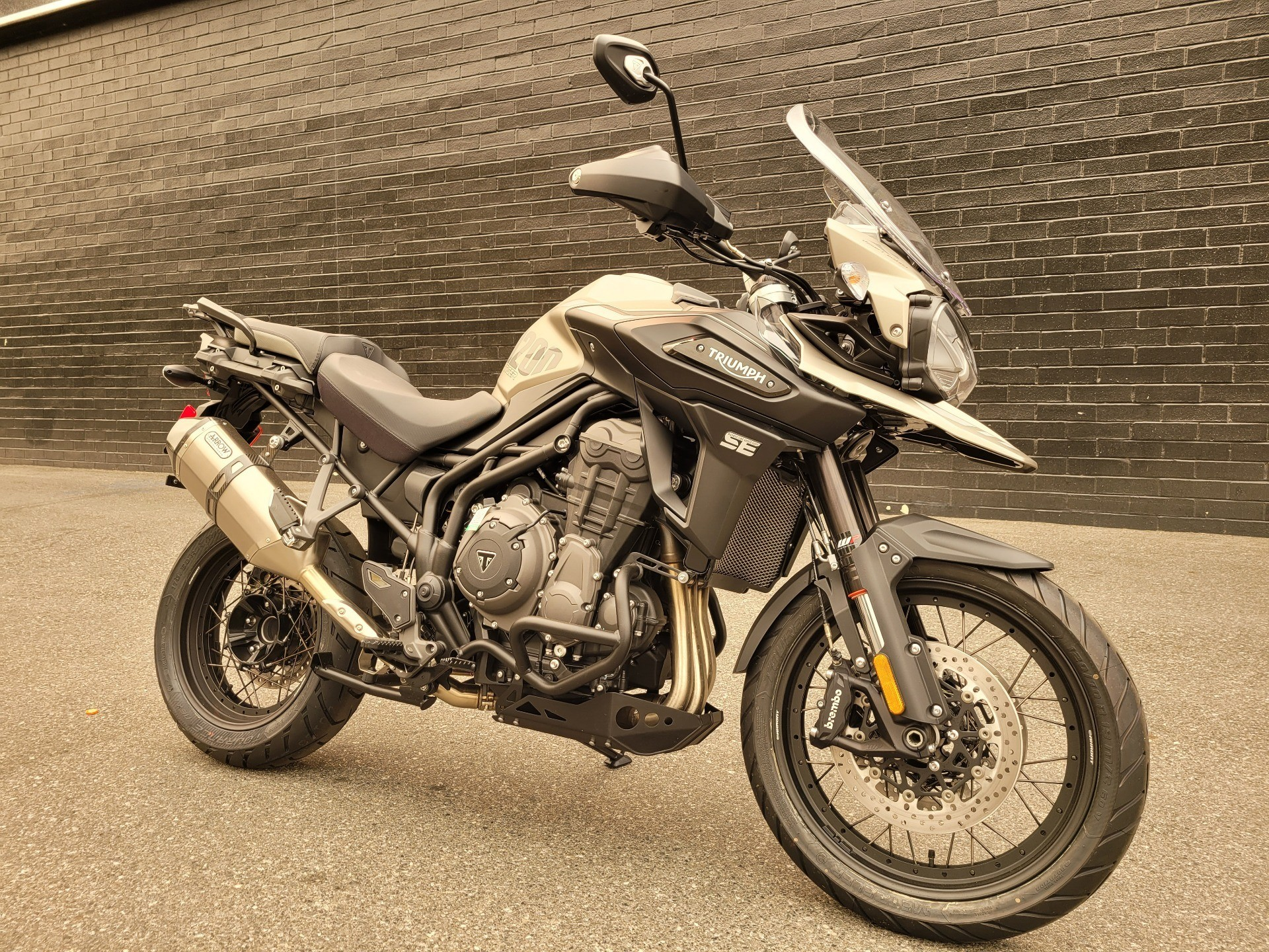 2020 Triumph Tiger 1200 Desert Edition in San Jose, California - Photo 2