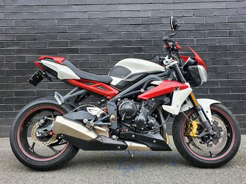 2014 Triumph Street Triple R ABS in San Jose, California - Photo 1