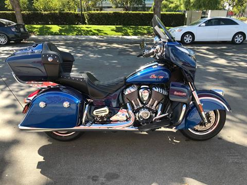 2018 Indian Roadmaster® Icon Series in San Jose, California