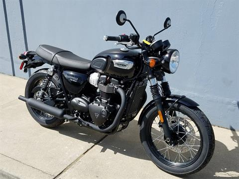 2019 Triumph Bonneville T100 Black in San Jose, California