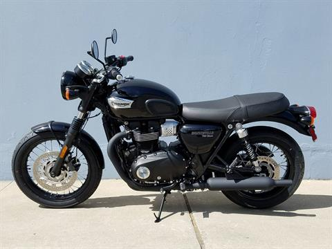 2019 Triumph Bonneville T100 Black in San Jose, California - Photo 9
