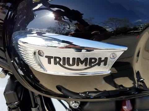 2019 Triumph Bonneville T100 Black in San Jose, California - Photo 12