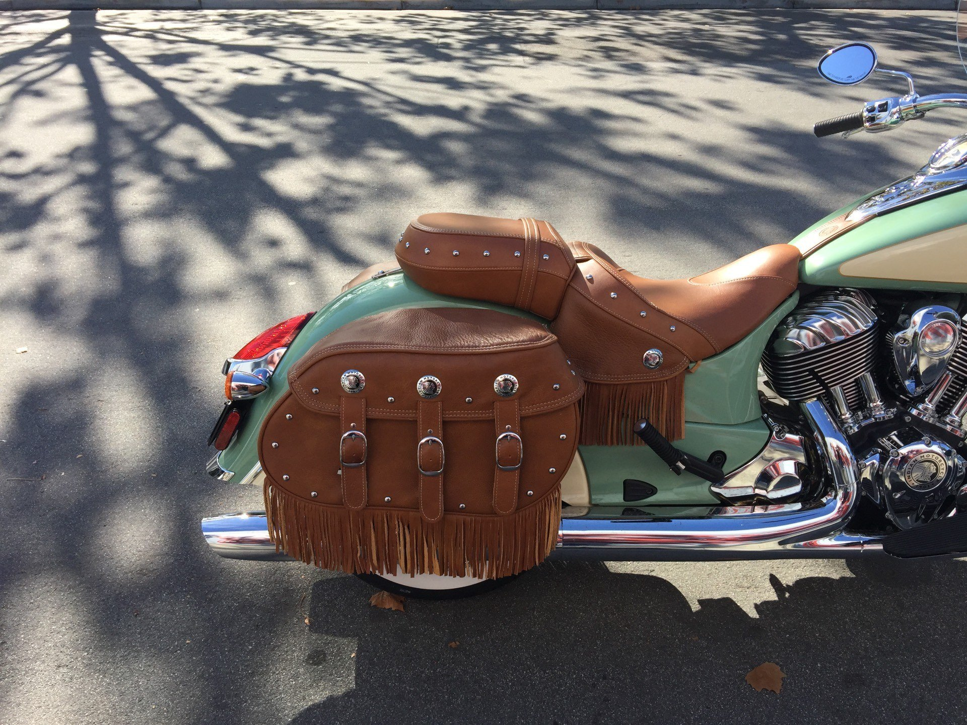 2017 Indian Chief® Vintage in San Jose, California