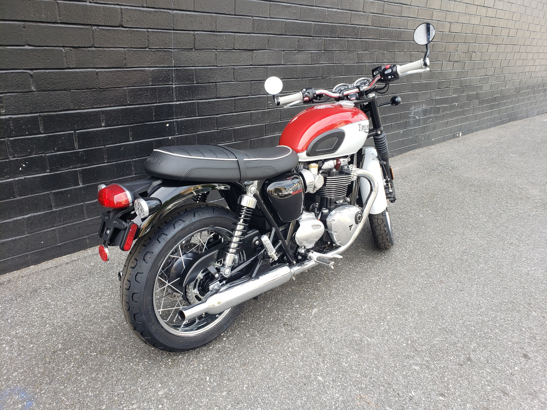 2020 Triumph Bud Ekins T120 in San Jose, California - Photo 2