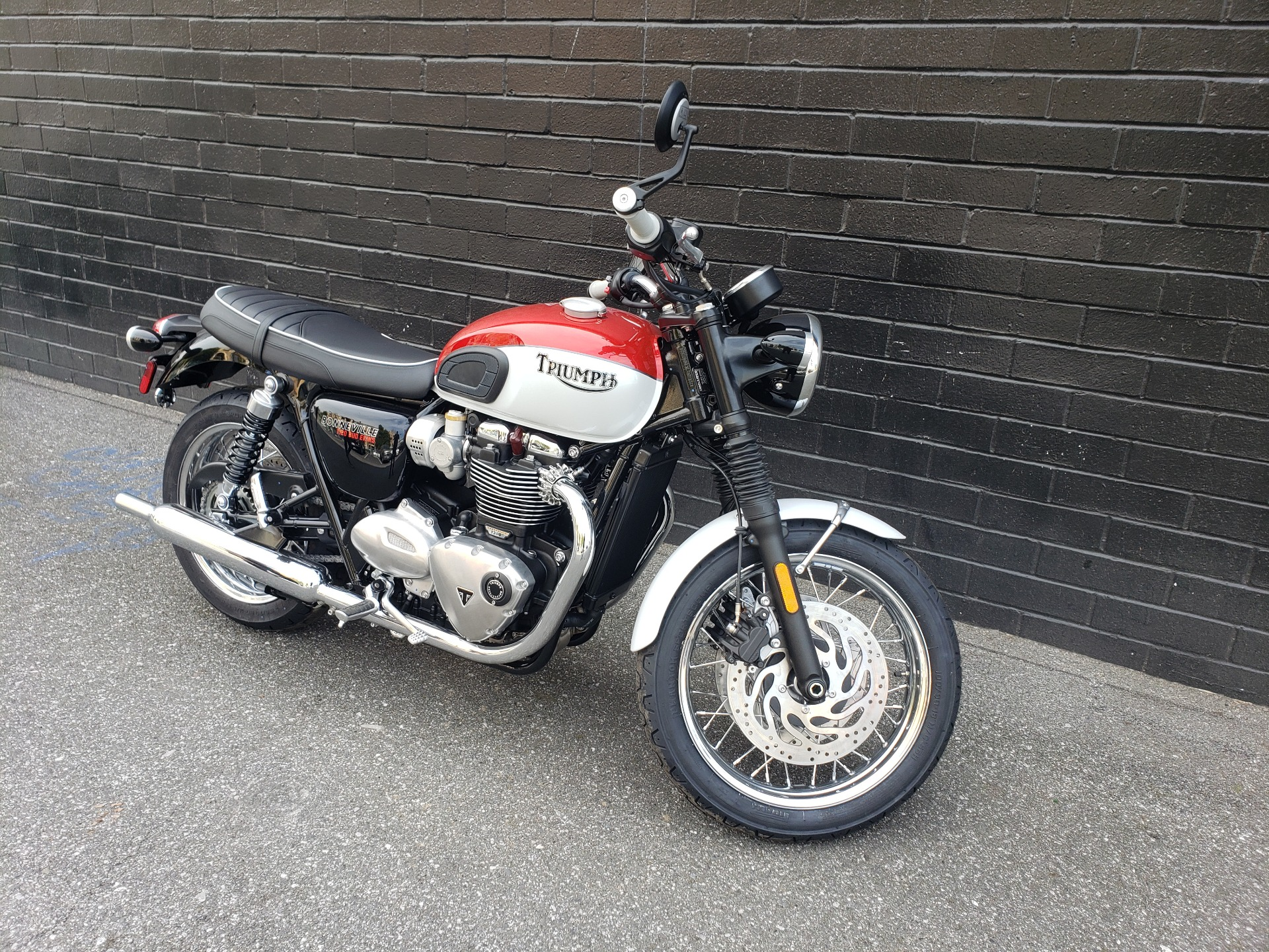2020 Triumph Bud Ekins T120 in San Jose, California - Photo 3
