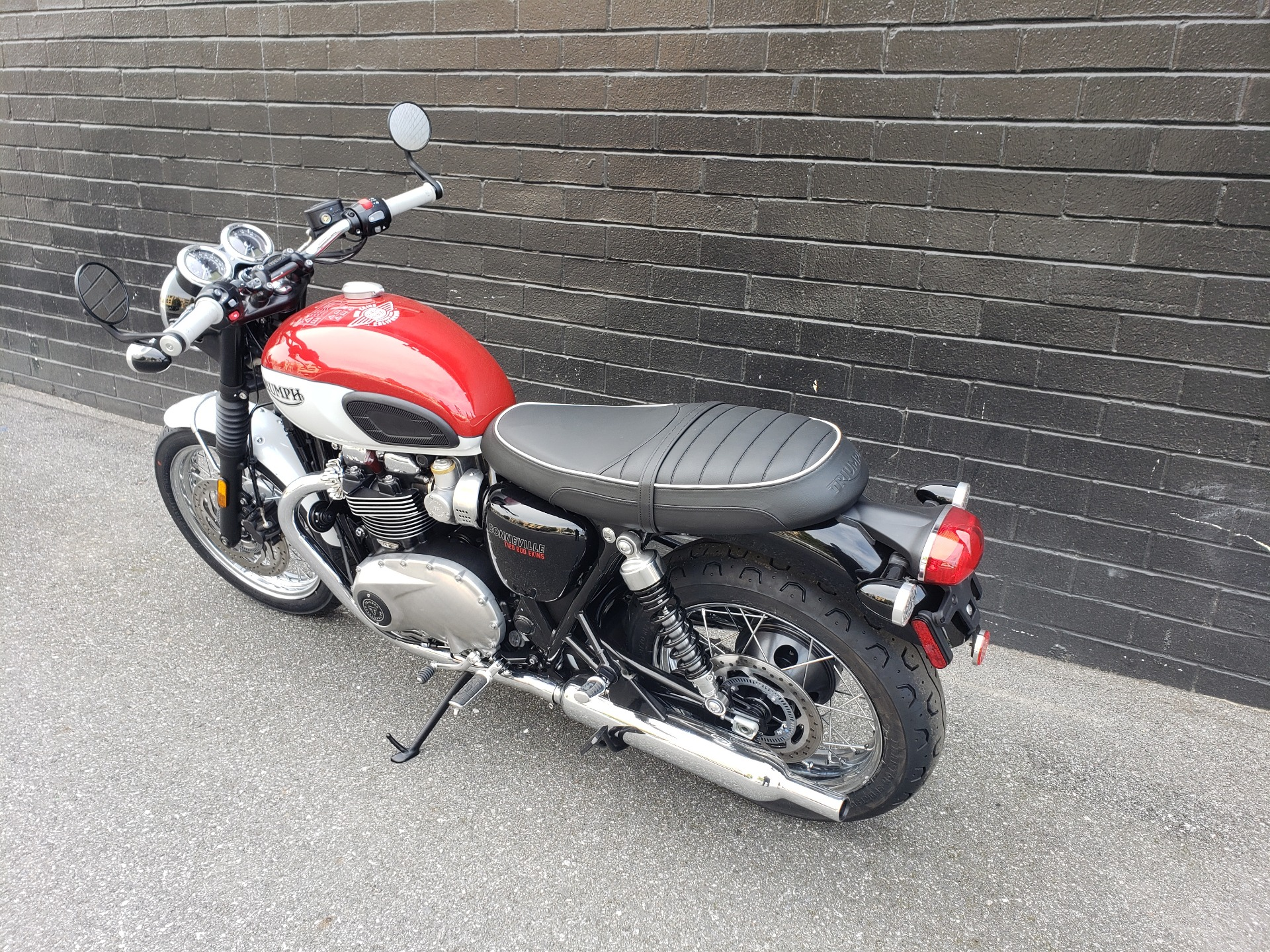 2020 Triumph Bud Ekins T120 in San Jose, California - Photo 5