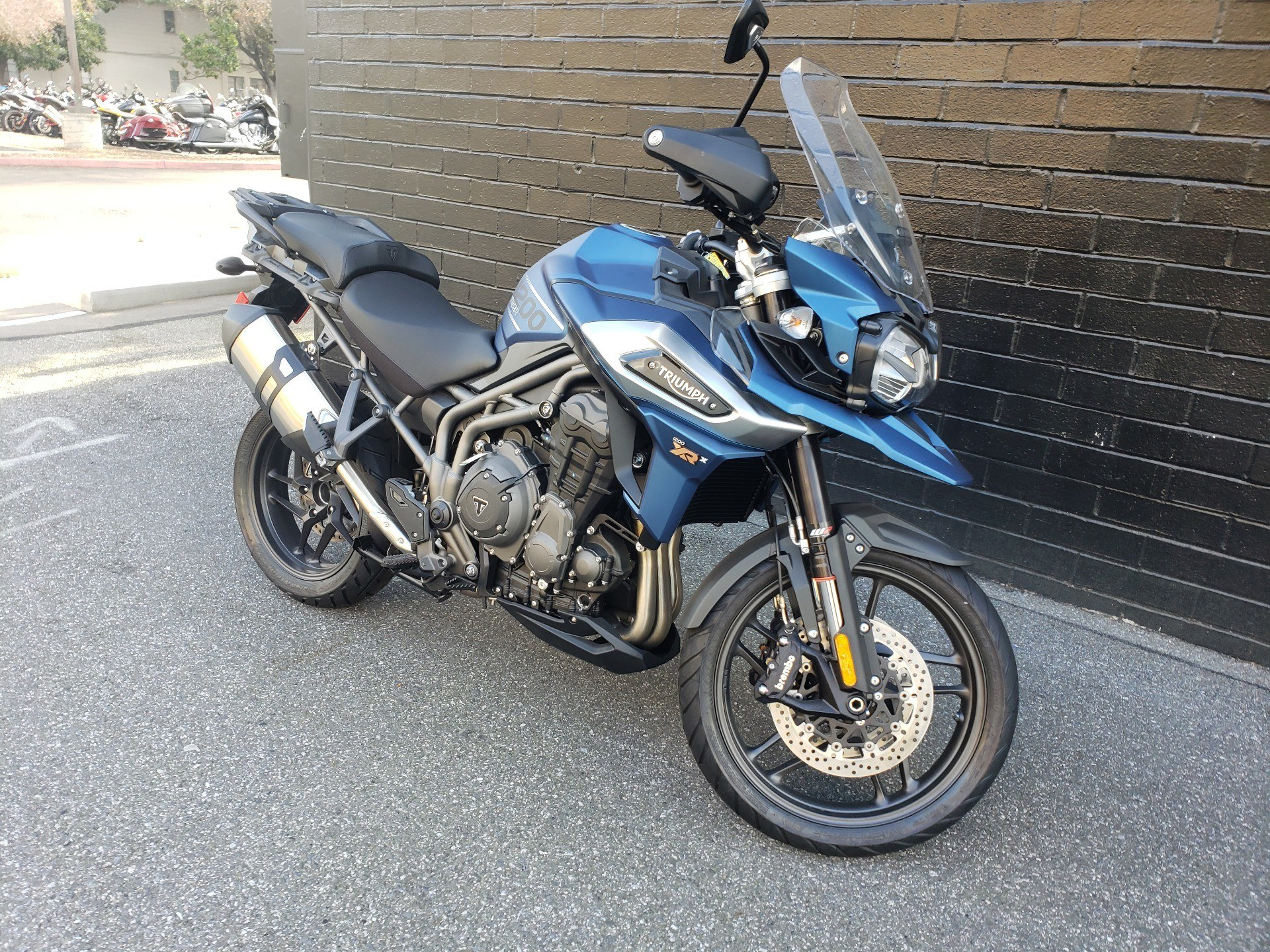 2019 Triumph Tiger 1200 XCa in San Jose, California - Photo 2