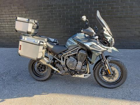 2019 Triumph Tiger 1200 XCa in San Jose, California
