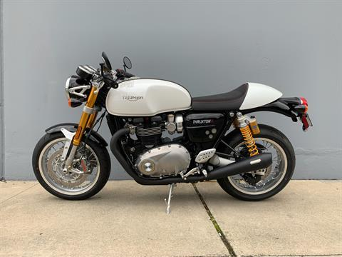 2019 Triumph Thruxton 1200 R in San Jose, California - Photo 2