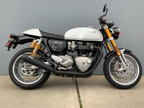 2019 Triumph Thruxton 1200 R in San Jose, California - Photo 1