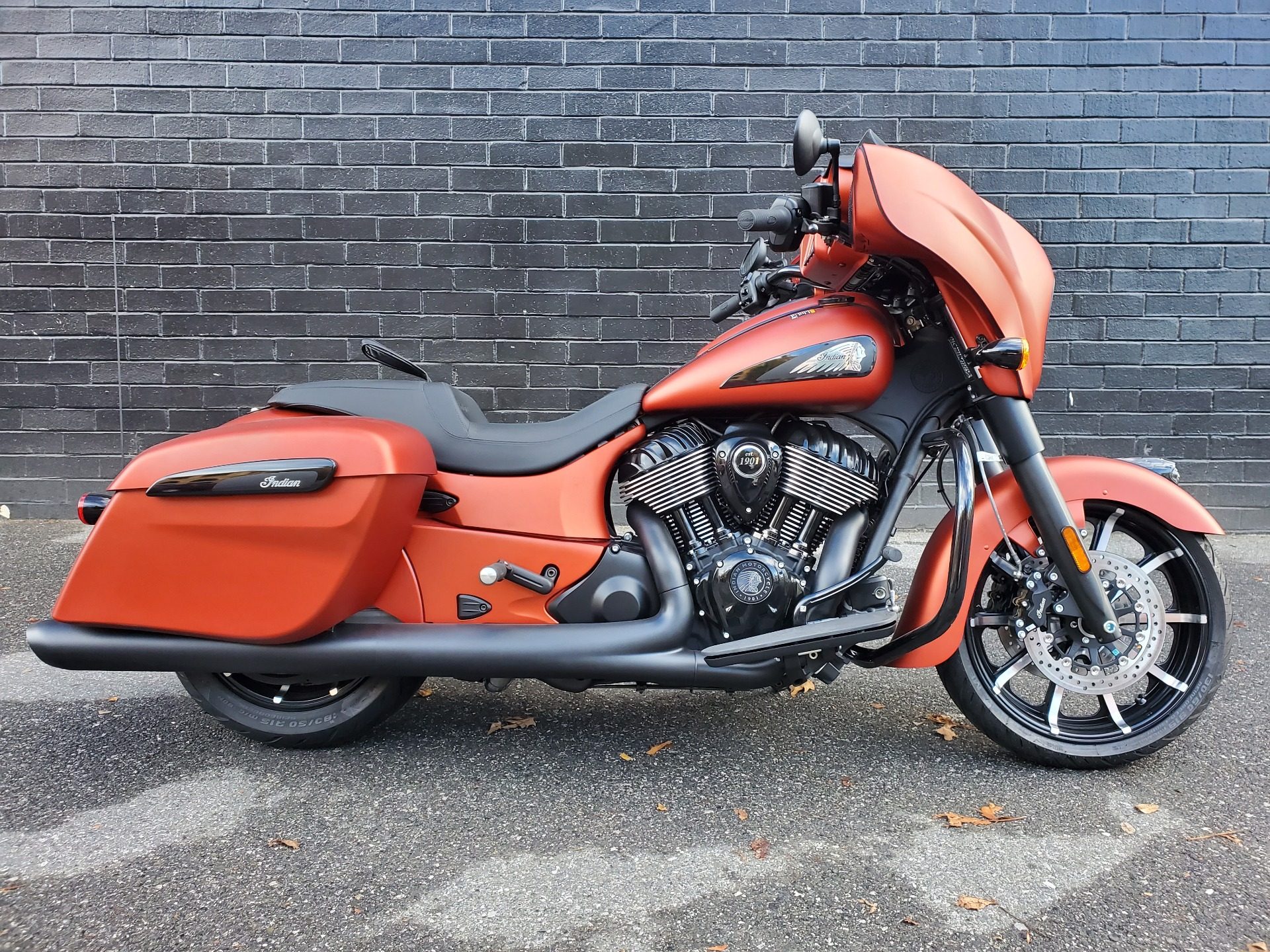 2021 Indian Chieftain® Dark Horse® Icon in San Jose, California - Photo 1