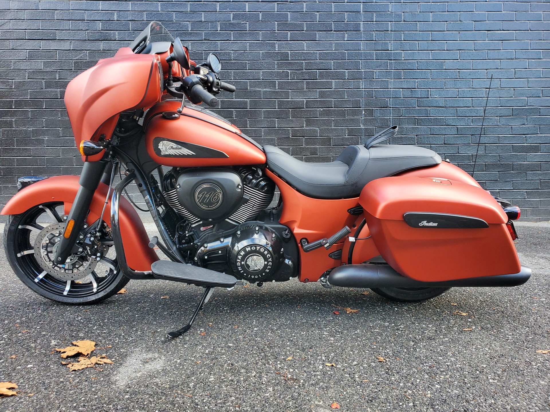 2021 Indian Chieftain® Dark Horse® Icon in San Jose, California - Photo 4