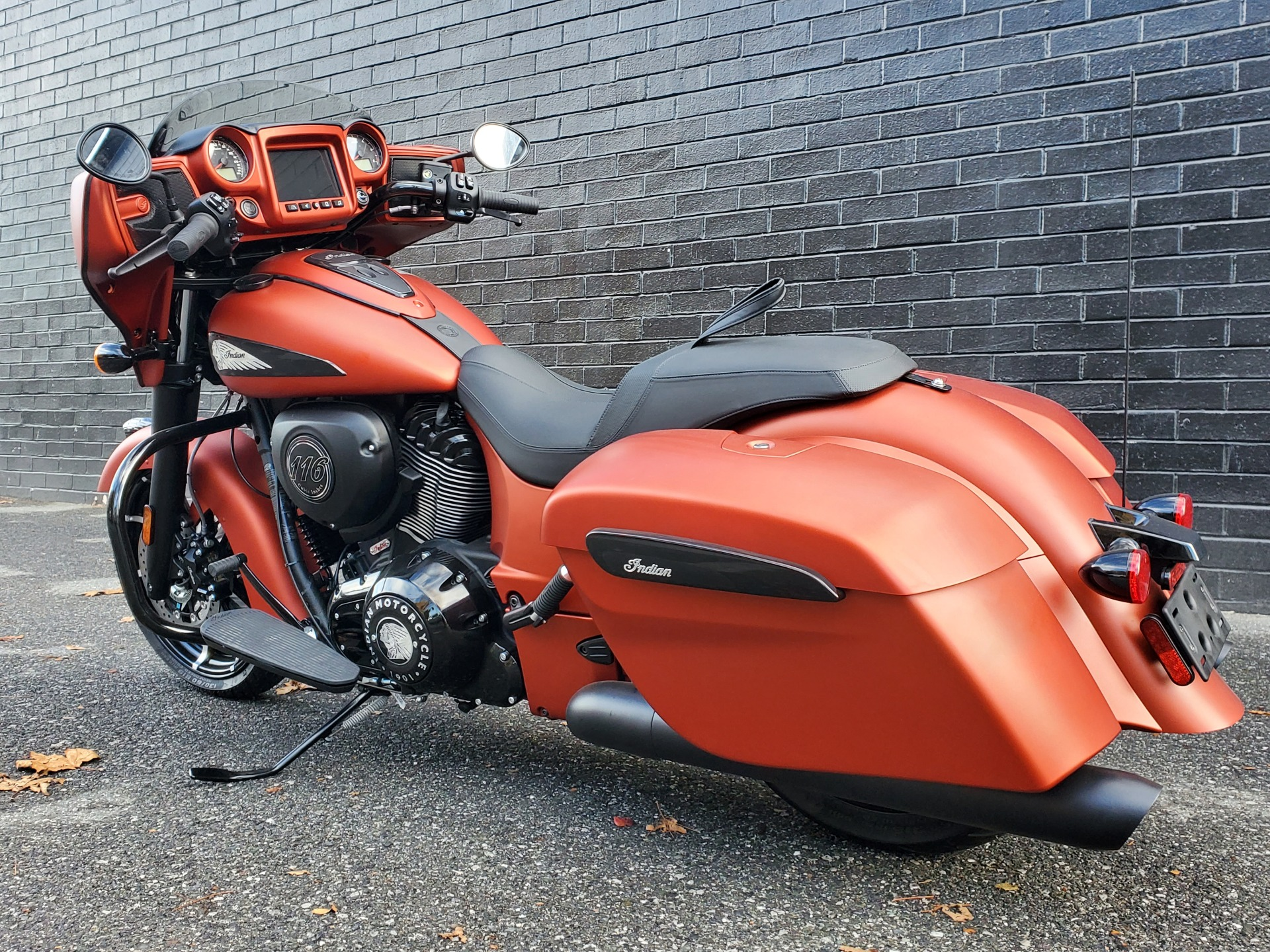 2021 Indian Chieftain® Dark Horse® Icon in San Jose, California - Photo 6
