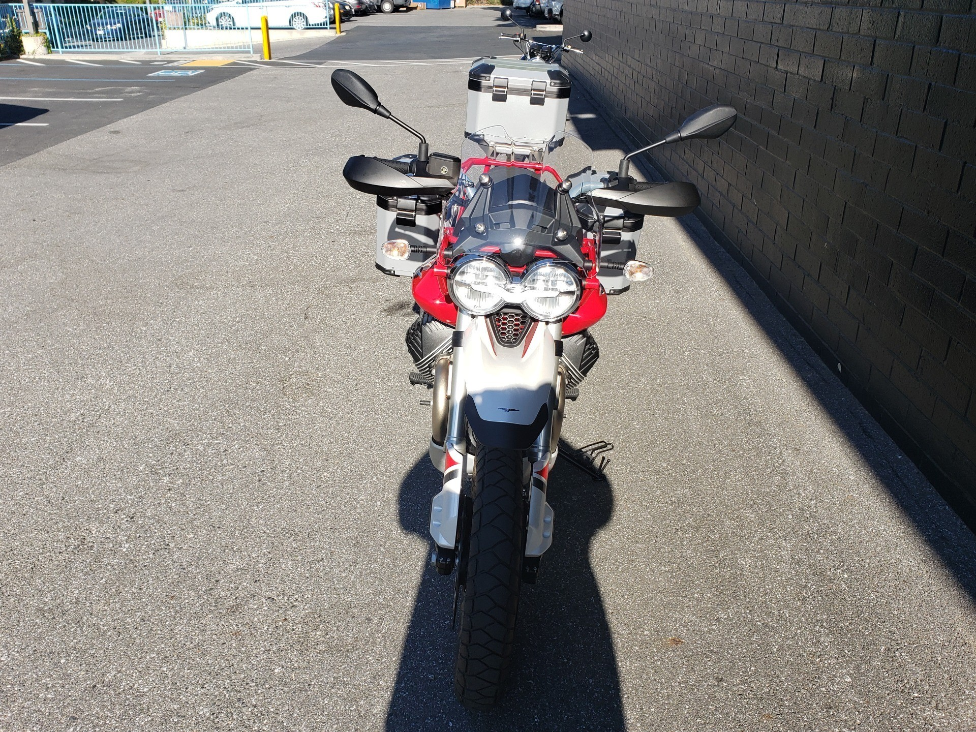 2020 Moto Guzzi V85 TT Adventure in San Jose, California - Photo 5