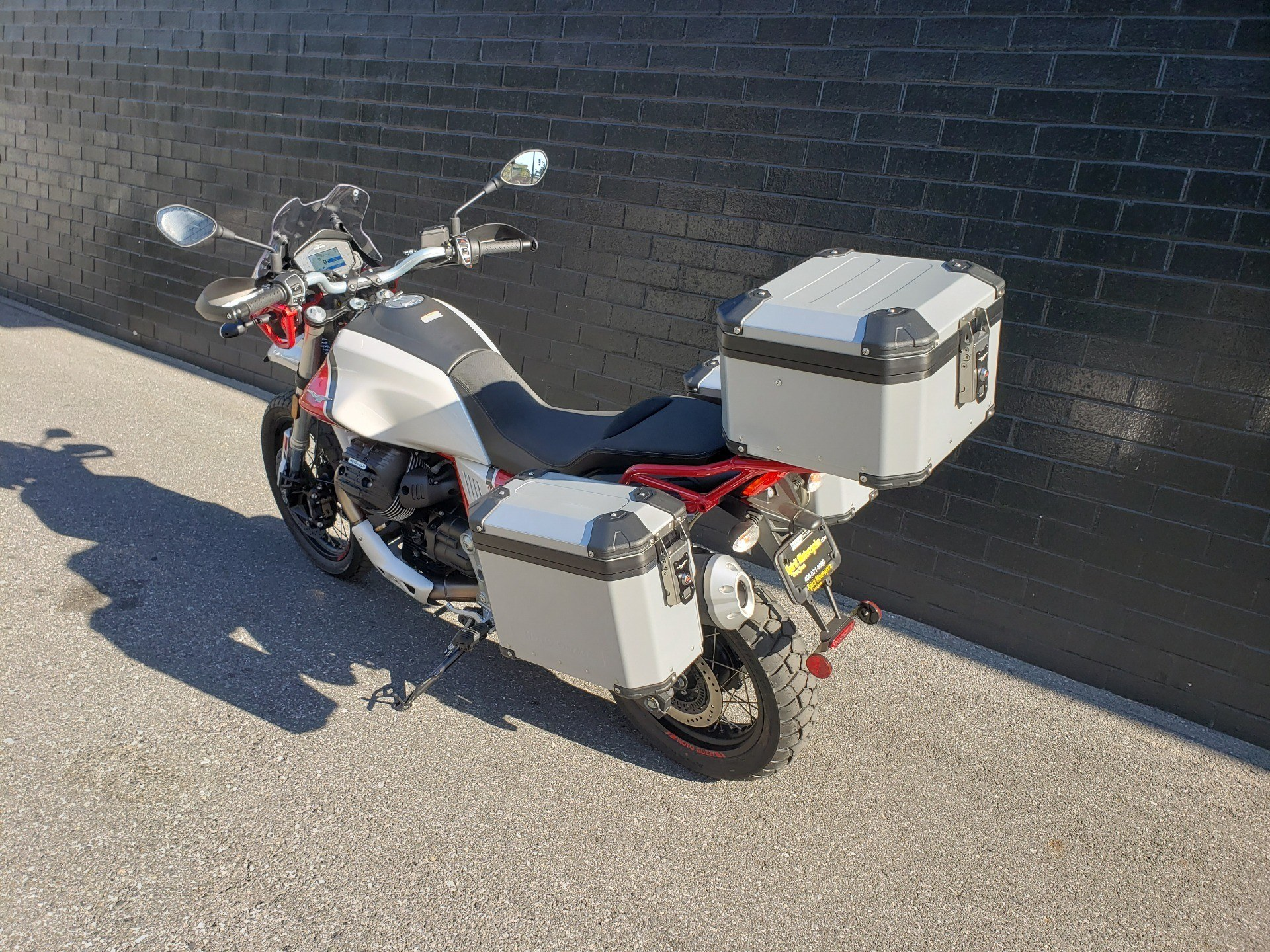 2020 Moto Guzzi V85 TT Adventure in San Jose, California - Photo 7